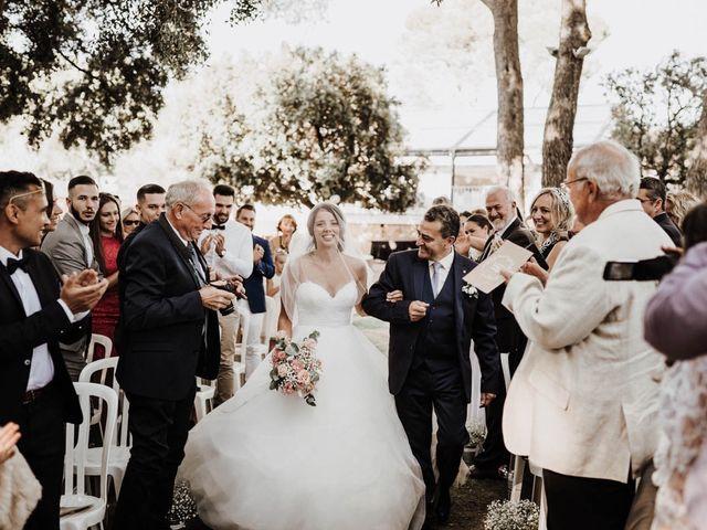 Le mariage de Thomas et Marina à Le Castellet, Var 73
