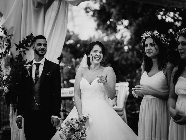 Le mariage de Thomas et Marina à Le Castellet, Var 76