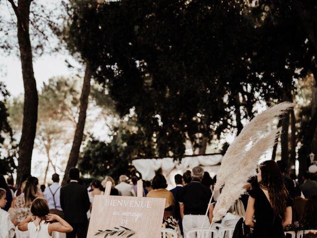 Le mariage de Thomas et Marina à Le Castellet, Var 81