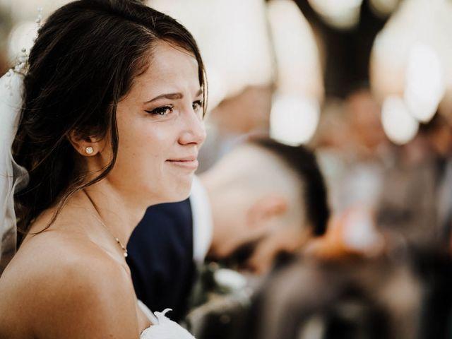 Le mariage de Thomas et Marina à Le Castellet, Var 83