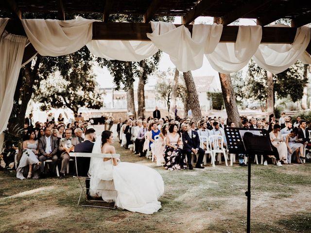 Le mariage de Thomas et Marina à Le Castellet, Var 84