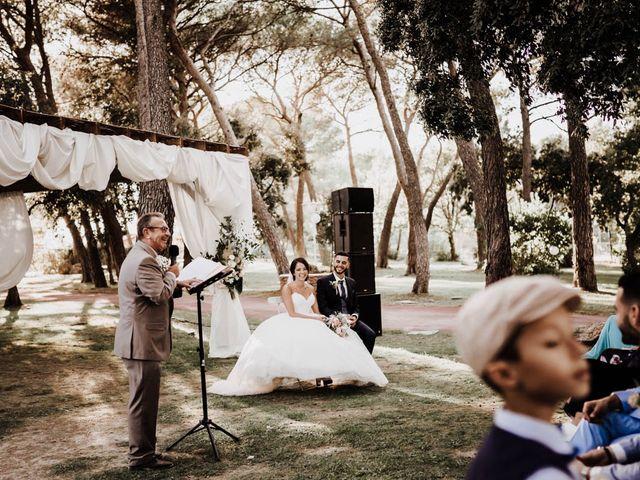 Le mariage de Thomas et Marina à Le Castellet, Var 86