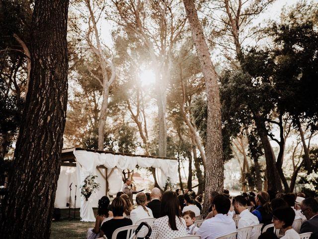 Le mariage de Thomas et Marina à Le Castellet, Var 87