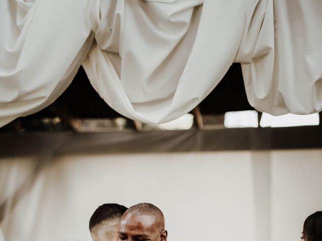 Le mariage de Thomas et Marina à Le Castellet, Var 101