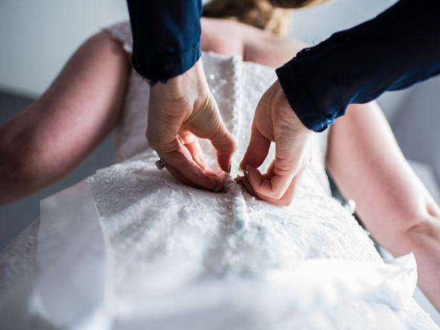 Le mariage de Julien et Claire à Cournon-d'Auvergne, Puy-de-Dôme 13
