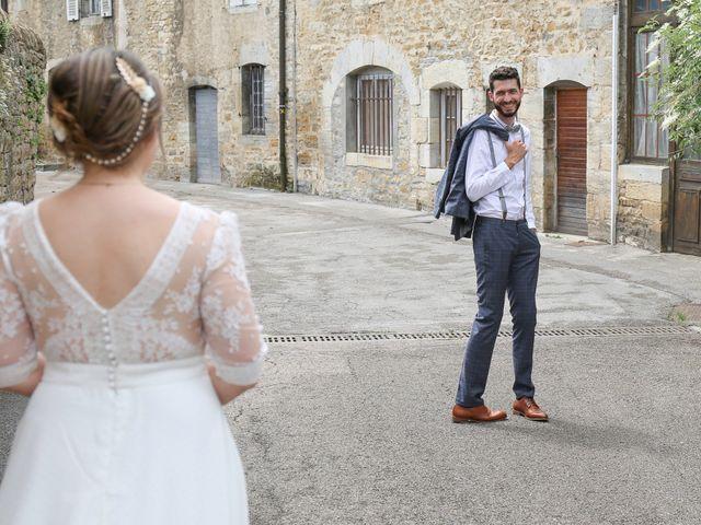 Le mariage de Yannick et Chloé à Arbois, Jura 2