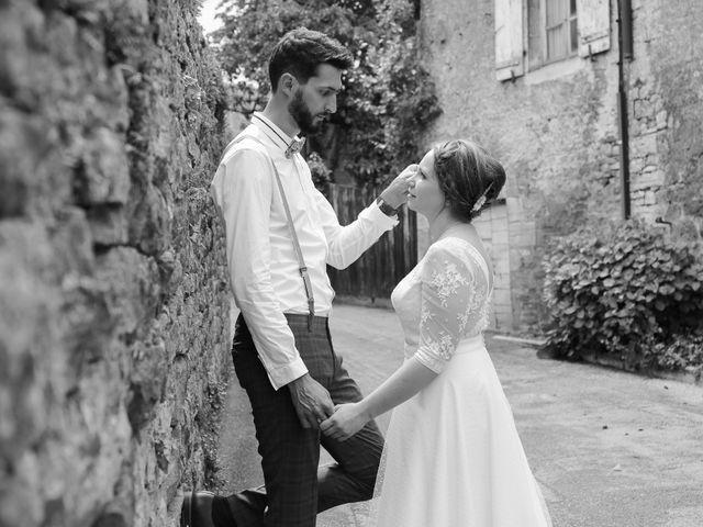 Le mariage de Yannick et Chloé à Arbois, Jura 3