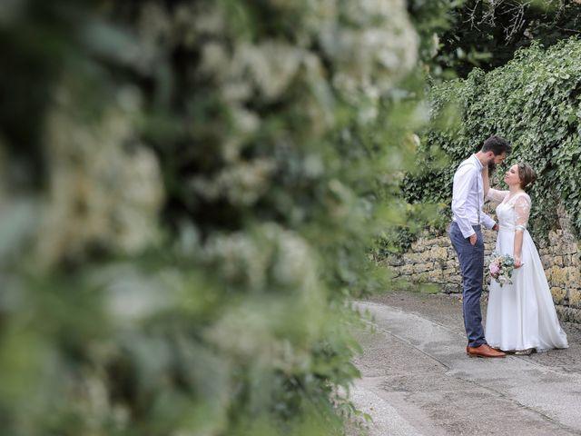 Le mariage de Yannick et Chloé à Arbois, Jura 4