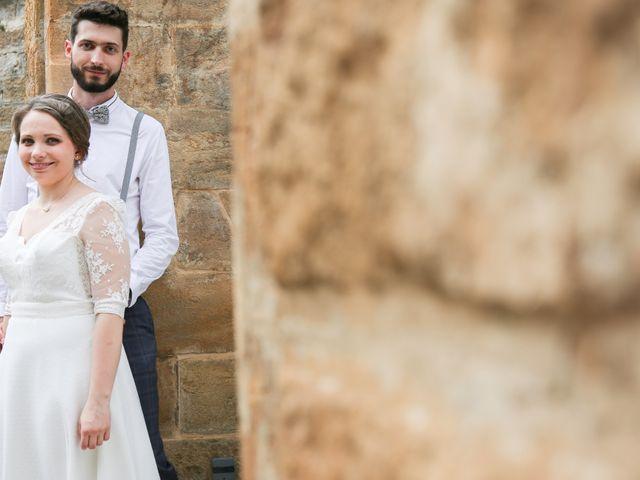 Le mariage de Yannick et Chloé à Arbois, Jura 5