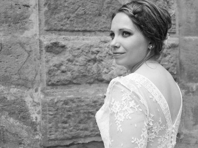 Le mariage de Yannick et Chloé à Arbois, Jura 6