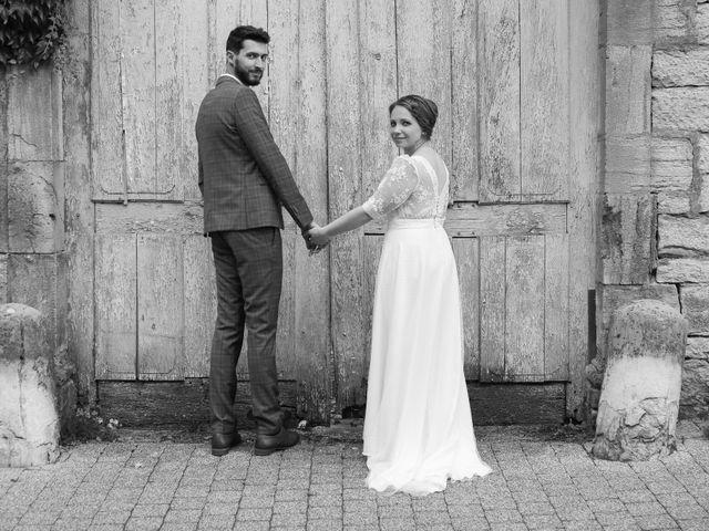 Le mariage de Yannick et Chloé à Arbois, Jura 7