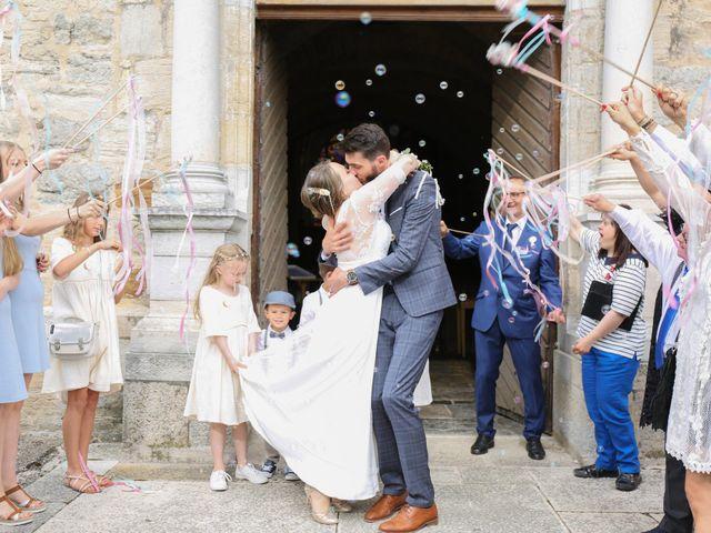 Le mariage de Yannick et Chloé à Arbois, Jura 10