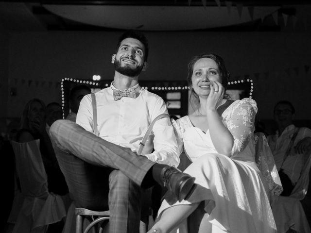 Le mariage de Yannick et Chloé à Arbois, Jura 13