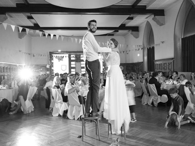Le mariage de Yannick et Chloé à Arbois, Jura 15