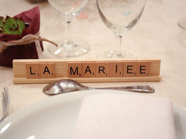 Le mariage de Yannick et Chloé à Arbois, Jura 17