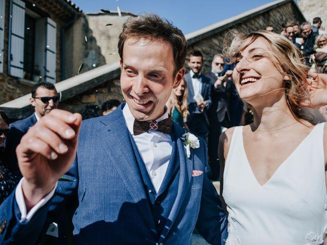 Le mariage de Fabien et Marie-Luce à Piolenc, Vaucluse 26