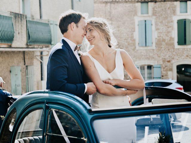 Le mariage de Fabien et Marie-Luce à Piolenc, Vaucluse 34