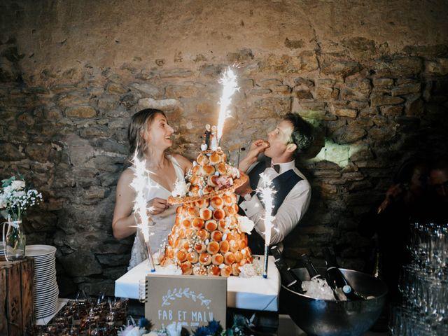 Le mariage de Fabien et Marie-Luce à Piolenc, Vaucluse 64