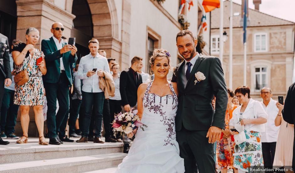 Le mariage de Alexis et Marion à Gérardmer, Vosges