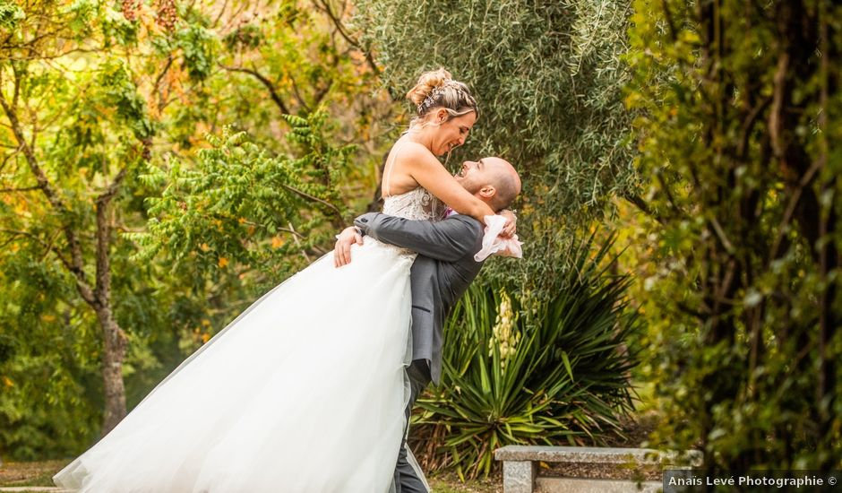 Le mariage de Aymeric et Marion à Lavaur, Tarn