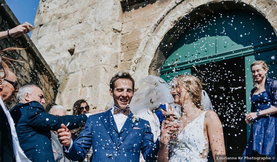 Le mariage de Fabien et Marie-Luce à Piolenc, Vaucluse