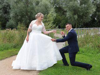 Le mariage de Marina et Quentin