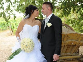 Le mariage de Vanessa et Cyril