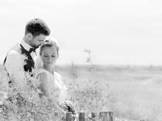 Le mariage de Claire et Tony