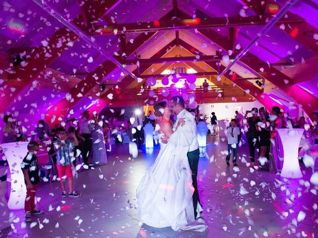 Le mariage de Rachel et Gérald