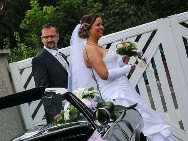 Le mariage de Gérald  et Rachel à Riedisheim, Haut Rhin 9