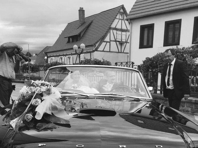 Le mariage de Gérald  et Rachel à Riedisheim, Haut Rhin 15