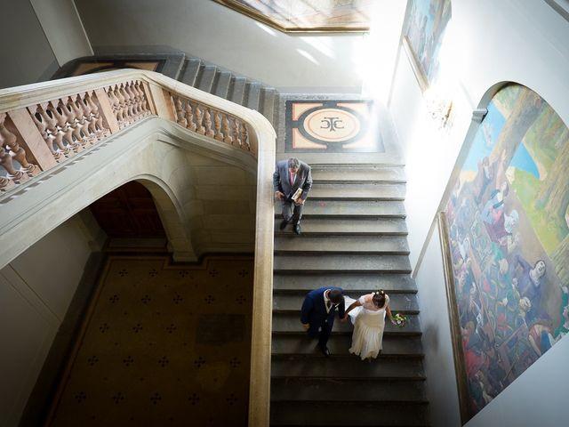 Le mariage de Oscar et Marie à L'Honor de Cos, Tarn-et-Garonne 22