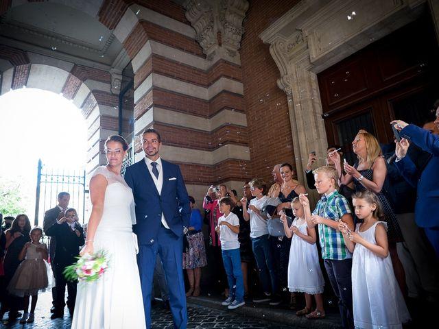 Le mariage de Oscar et Marie à L'Honor de Cos, Tarn-et-Garonne 23