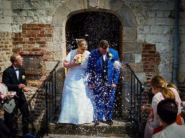 Le mariage de Aurélie  et Steven  à Beaumetz-lès-Loges, Pas-de-Calais 1