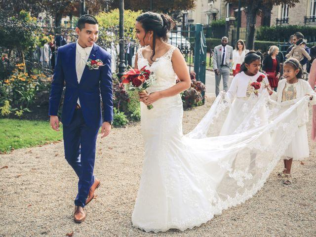 Le mariage de Christophe et Séverine à Sartrouville, Yvelines 41