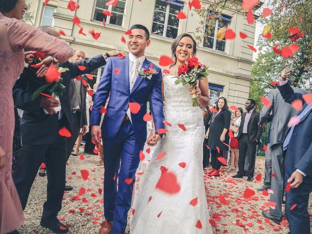 Le mariage de Christophe et Séverine à Sartrouville, Yvelines 61