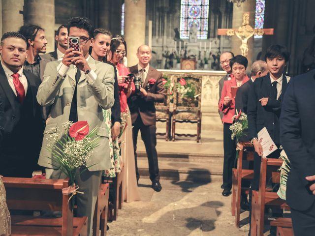 Le mariage de Christophe et Séverine à Sartrouville, Yvelines 80