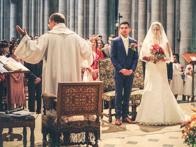Le mariage de Christophe et Séverine à Sartrouville, Yvelines 89