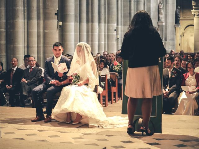 Le mariage de Christophe et Séverine à Sartrouville, Yvelines 91