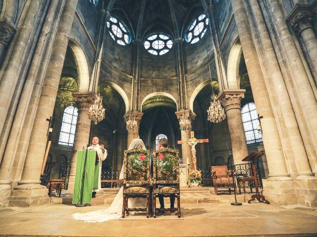 Le mariage de Christophe et Séverine à Sartrouville, Yvelines 96