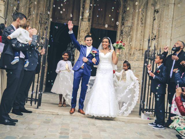 Le mariage de Christophe et Séverine à Sartrouville, Yvelines 1