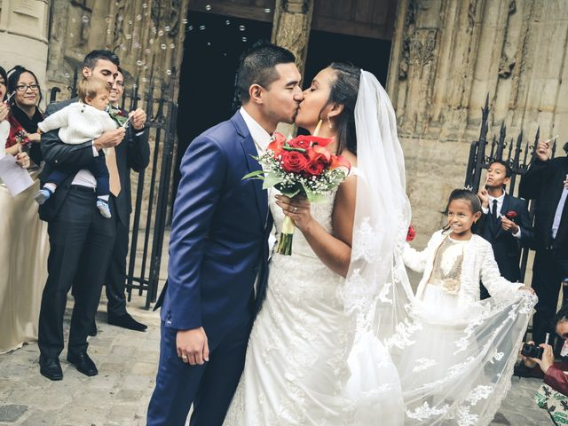 Le mariage de Christophe et Séverine à Sartrouville, Yvelines 123