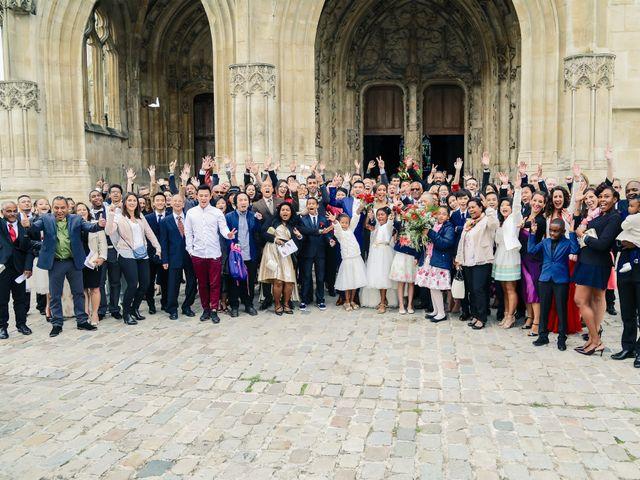 Le mariage de Christophe et Séverine à Sartrouville, Yvelines 124