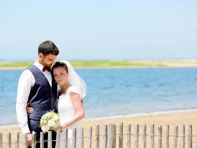 Le mariage de Tony et Claire à Marennes, Charente Maritime 1