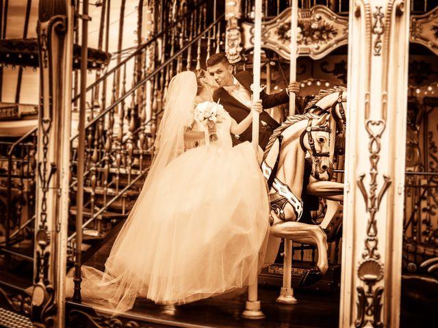 Le mariage de Alexandre et Lucille à Montauroux, Var 19