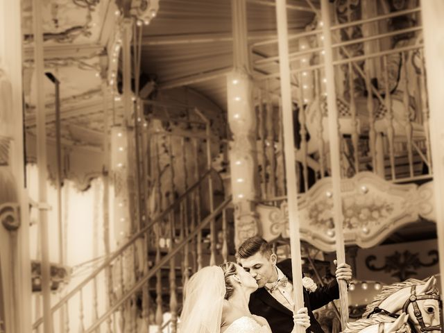 Le mariage de Alexandre et Lucille à Montauroux, Var 20