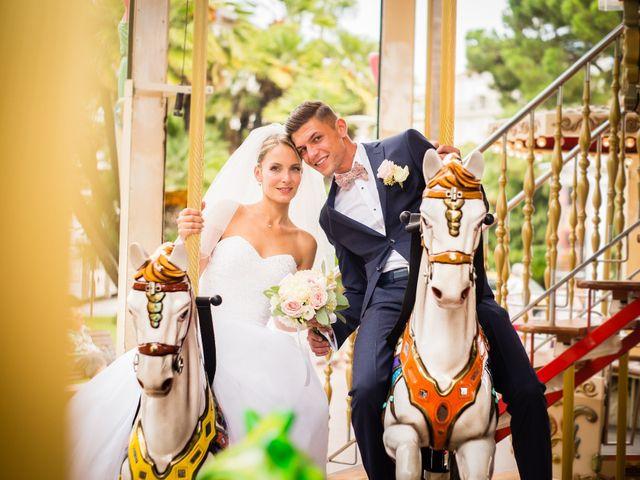 Le mariage de Alexandre et Lucille à Montauroux, Var 21