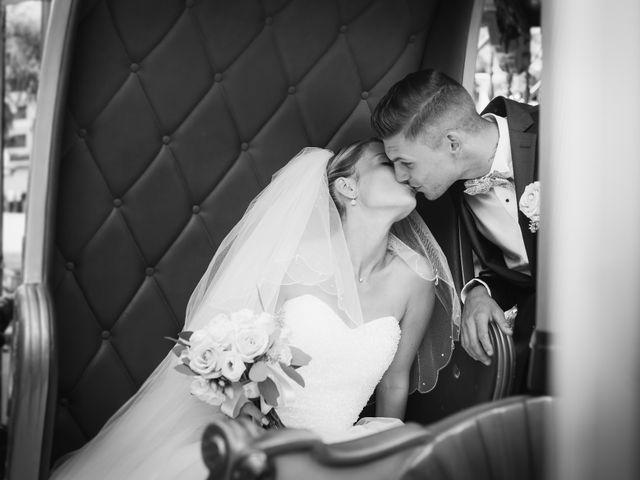 Le mariage de Alexandre et Lucille à Montauroux, Var 23