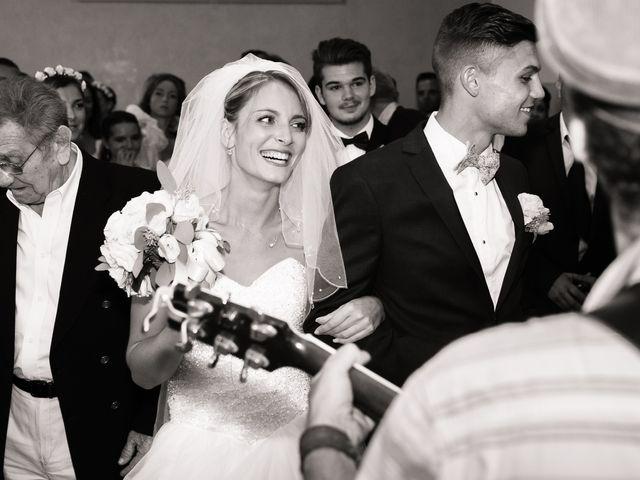 Le mariage de Alexandre et Lucille à Montauroux, Var 32