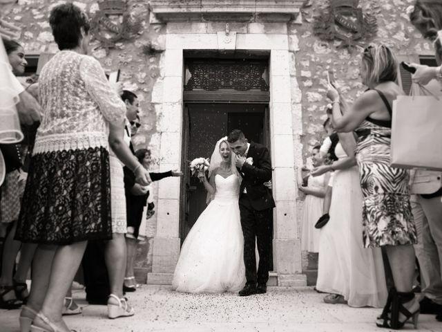 Le mariage de Alexandre et Lucille à Montauroux, Var 40